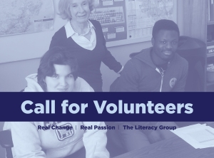 Call for Volunteers 2